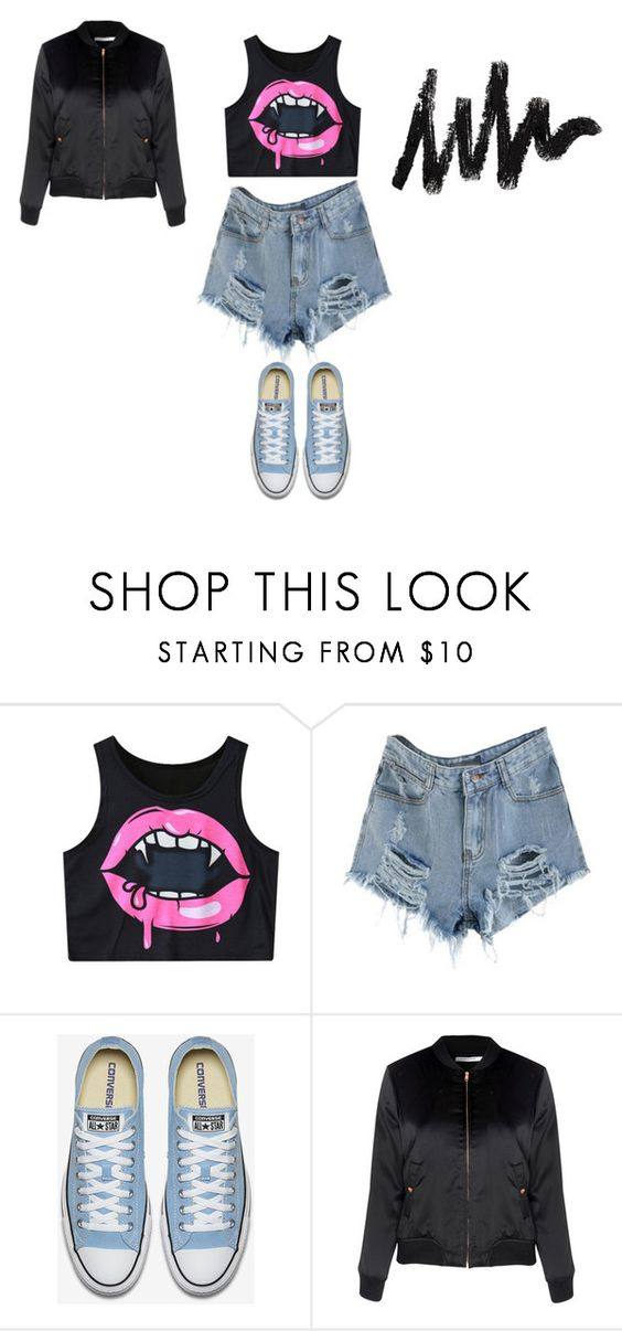 """""""Sans titre #6952"""" by ghilini-l-roquecoquille ❤ liked on Polyvore featuring Glamorous"""