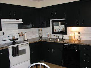 """Whimsies & Whatnots: Ta Da......The """"New"""" Kitchen"""
