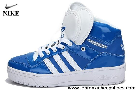 Cheap Discount Adidas Attitude Logo Double Heart Tongue Shoes Dark Blue Fashion Shoes Store