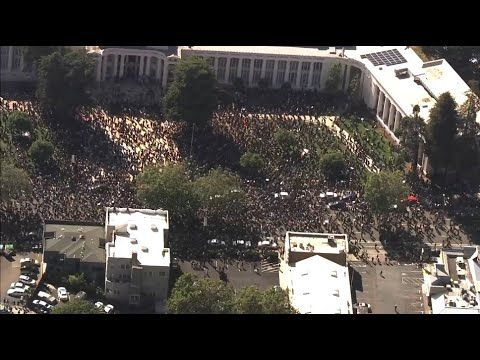 Students Lead Protest At California High School Watch Live Youtube In 2020 California High School Student Led San Francisco Bay Area
