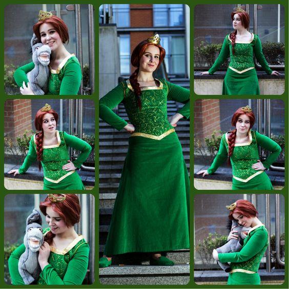 Princess Fiona Wig Princess fiona costume