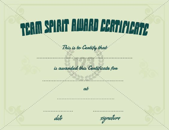 Best Dressed Student Award Certificate Template Download - download certificate templates