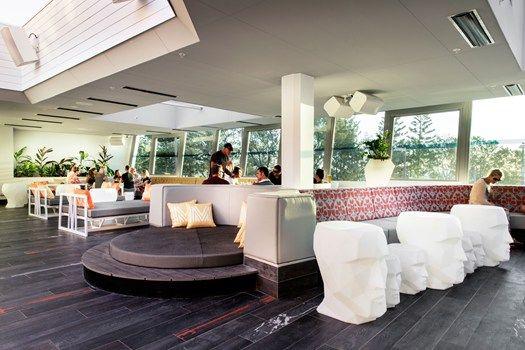 Vondom for the prestigious 'Matisse Beach Club' in Australia