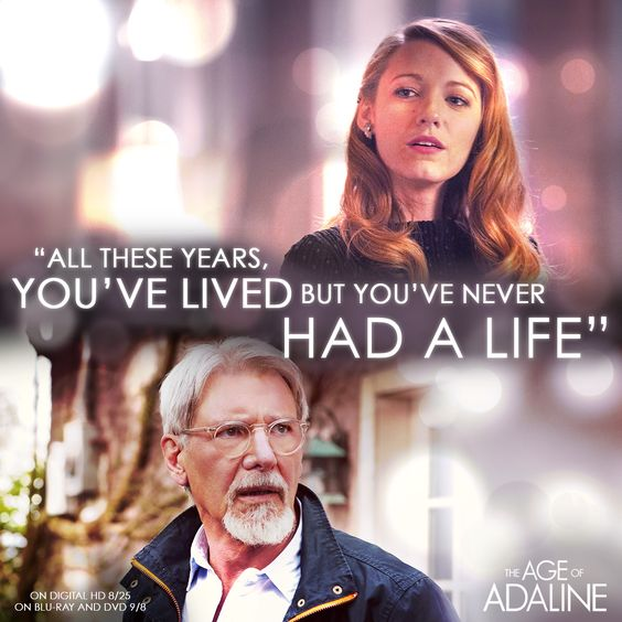 You look exactly like this old friend of mine. Age of Adaline is now on Digital HD!  http://lions.gt/adalinehd: