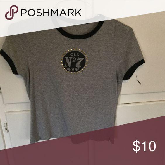 Jack Daniels T-Shirt Jack Daniels T-Shirt - Size XS Tops Tees - Short Sleeve