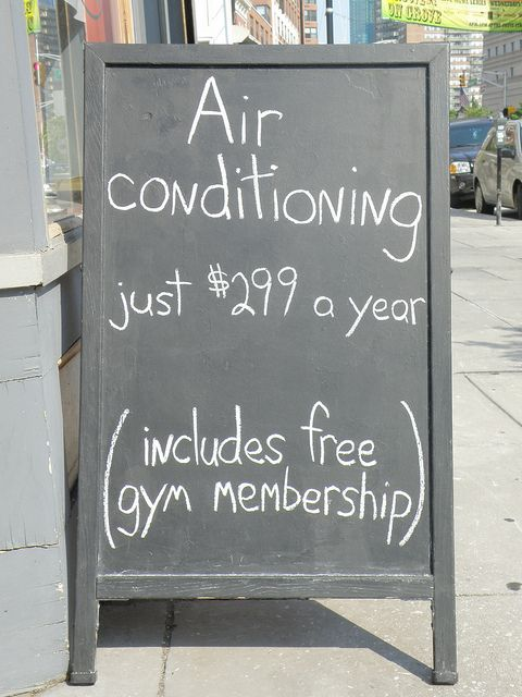 Conditioning gym and hvac air on pinterest