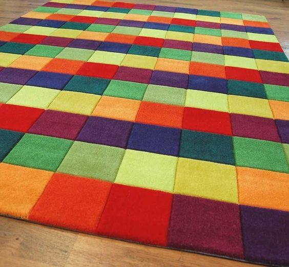 Colour Festival 4081/61 Multi-Coloured Rugs | Modern Rugs