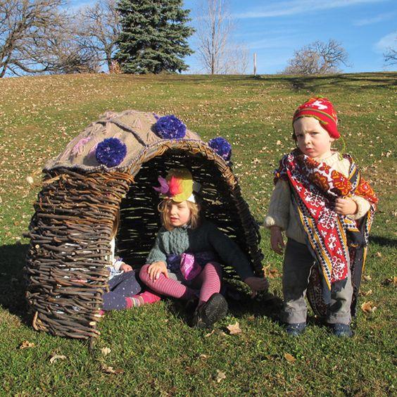 refugios infantiles con encanto de cheeriup