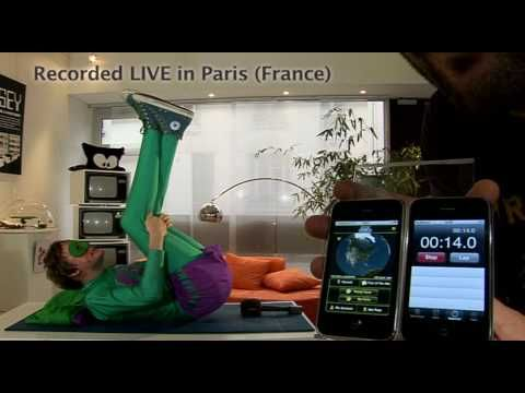 THE LONGEST FART IN THE WORLD - farted by Mr Methane! - YouTube