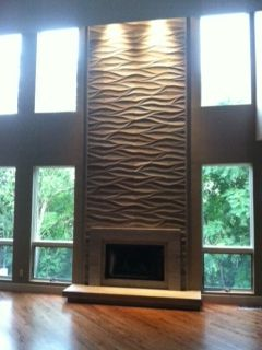 Artistic Tile Tile And Fireplaces On Pinterest