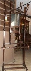 Porta mantelli Thonet fine '800 - Dal 1959 la Famiglia Paganella  segue con cura l'attività di vendita e restauro di mobili ed oggetti antichi, passione ed esperienza al servizio della [...]