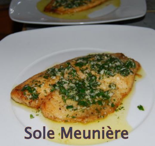 Sole meuniere recipe a new look at this classic french for Sole fish recipes