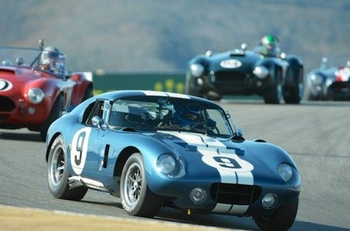 """Rob Walton's rare $15+ million 1965 Shelby Daytona Cobra Coupe, in happier times (i.e., before he crashed it). Samuel Robson """"Rob"""" Walton (born 1944) is the eldest son of Helen Walton & Sam Walton, founder of Walmart, the world's largest retailer. According to Forbes, his net worth was $35.1 billion as of November 2014."""