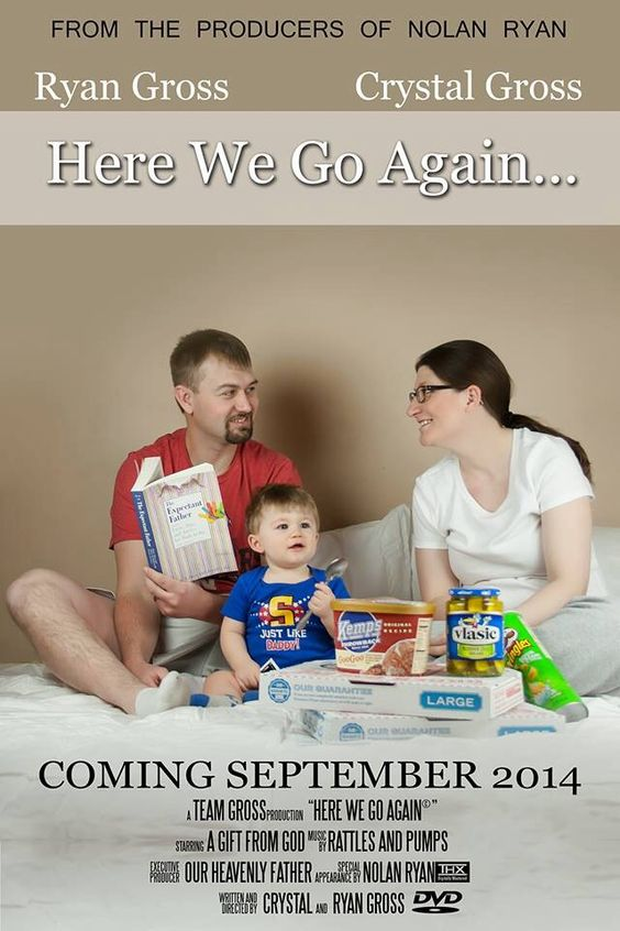 A Big Announcement – Second Baby Announcement
