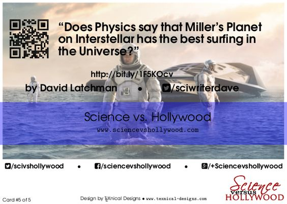 Physics of tidal forces and the massive waves seen on Miller's planet in the movie Interstellar