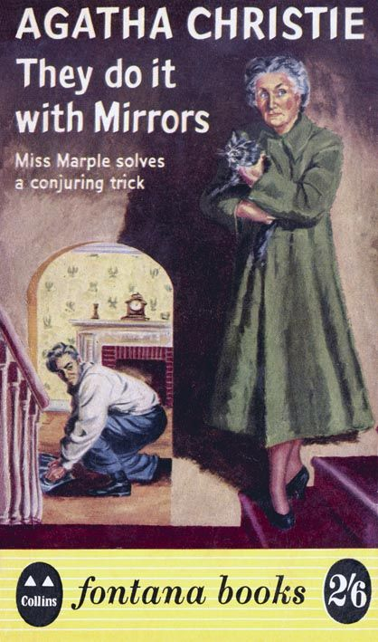 The fifth Miss Marple. Published 1952.