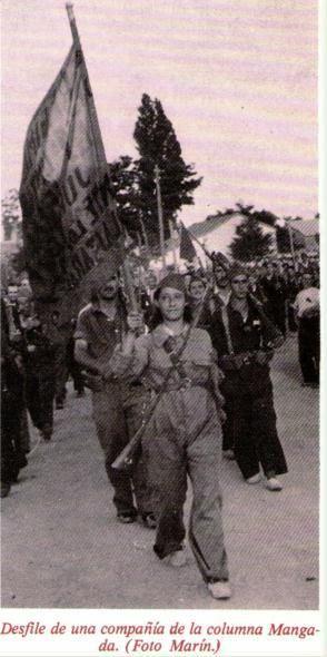 Guerra Civil – Milicianas VIII | II República Española