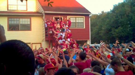 I Took My Parents to a Frat Party and Here's What Happened