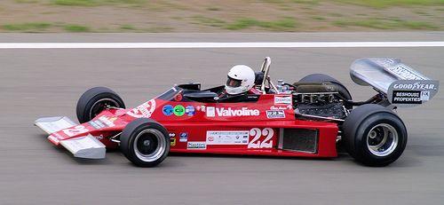 1974 BRM ( Chris Amon ) , Classic F1 & Nürburgring