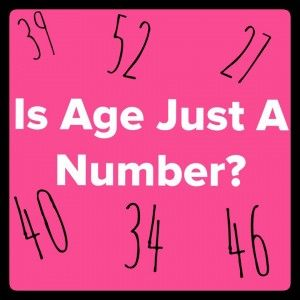 Age just a number when it comes to dating