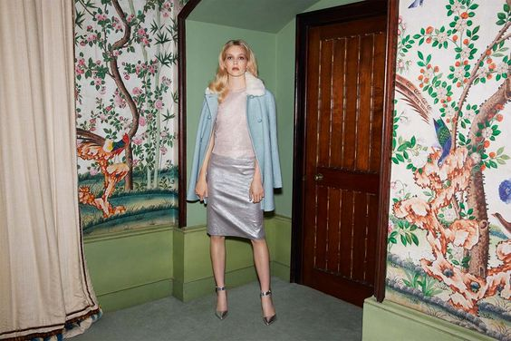 Collection | Lookbook | #MissSelfridge #MissS #AW13