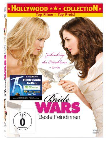 Bride Wars - Beste Feindinnen * IMDb Rating: 5,1 (44.501) * 2009 USA * Darsteller: Kate Hudson, Anne Hathaway, Bryan Greenberg,