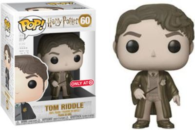 >60 Tom Riddle Sepia Funko Pop