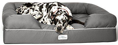 Petfusion Ultimate Jumbo Xxl Waterproof Memory Foam Dog B Https Www Amazon Com Dp B071y5d97q Ref Cm Sw R Pi Waterproof Dog Bed Jumbo Dog Bed Cool Dog Beds