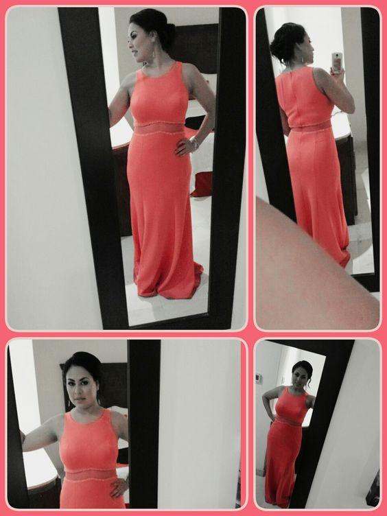 Graduation's dress