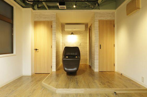 noma JIYUGAOKA - Beauty Salon Interior Design