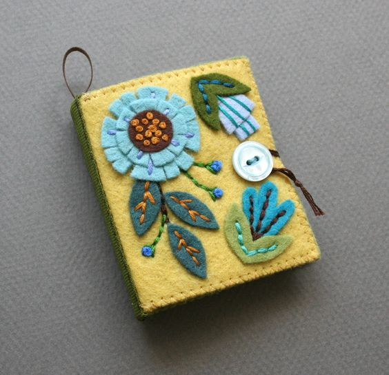 Flora Needle Book No. 14 | Flickr - Photo Sharing!
