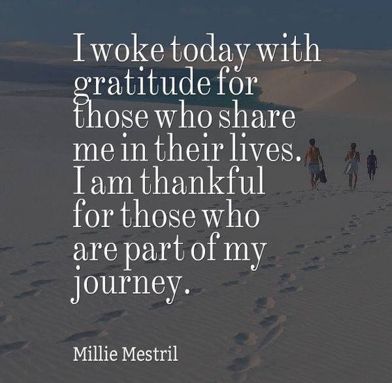 Thankful To Friends Quotes: People, Be Grateful And Grateful For On Pinterest