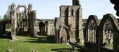 Elgin Cathedral - Historic Scotland