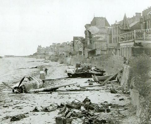 canadian d-day pictures