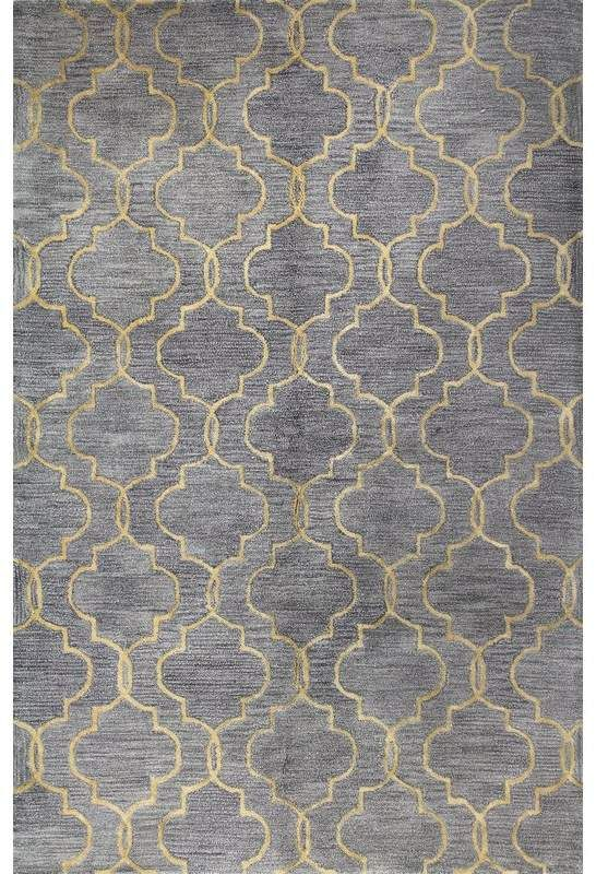 Darby Home Co Valley Wool Gray Area Rug Modern Carpets Design Area Rugs Grey Area Rug