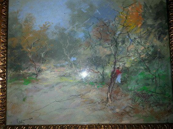 Paesaggio di giuseppe casciaro | eBay