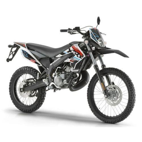 Derbi Senda Drd X Treme 50 R 2018 Motocicletă Enduro Cu Motorizare Modernă în 2 Timpi De 50cc Jantes