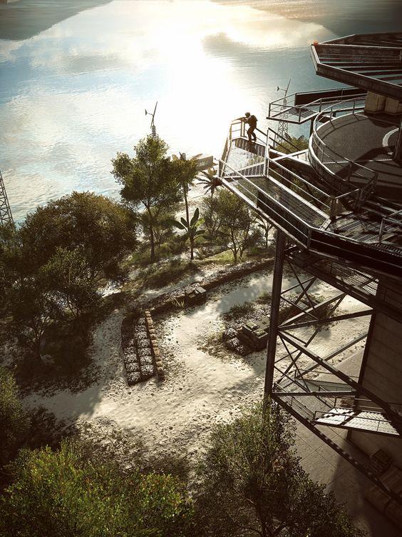 https://flic.kr/p/nxBkkW | Battlefield 4 | 3750x5000 • SweetFX • Spectator Camera • ui.drawenable 0