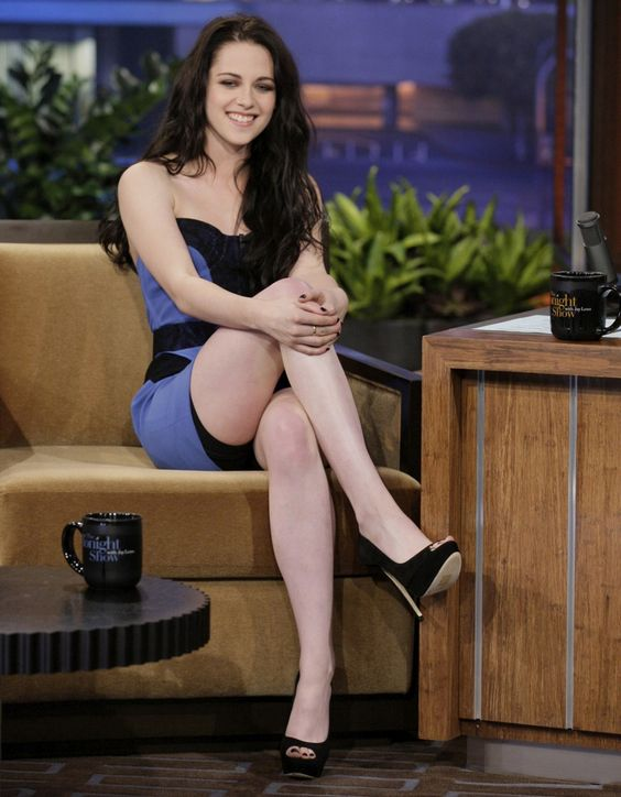 pin images of lavanya tv photos gallery high kristen stewart on the tonight show best legs 349