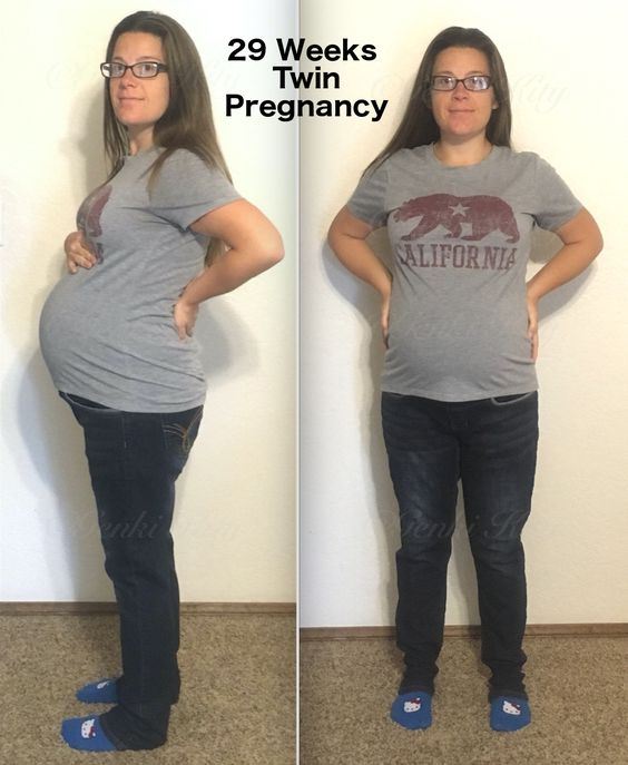 29 weeks twin pregnancy belly bump vegan twins