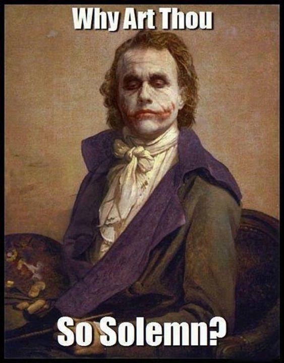 Memes of Joker
