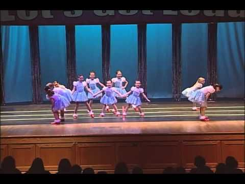 ▶ 2011 Ease On Down The Road - NJ Dance School Recital - YouTube
