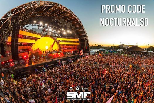 Sunset Music Festival Promo Code Nocturnalsd Https Allevents In Mobile Amp Event Php Event Id 20002674311717 Sunset Music Festival Promo Codes Vip Tickets