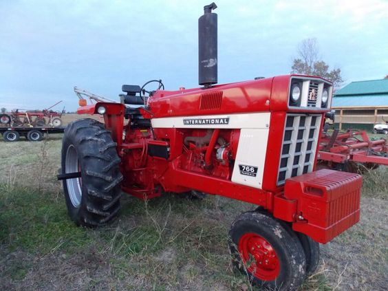 1975 International Farmall 766 tractor for sale | sold at auction ...