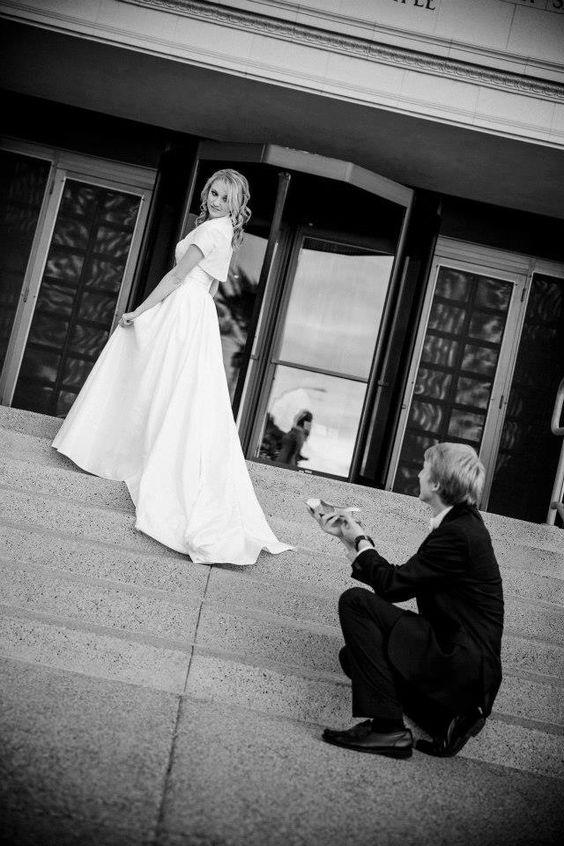 My Mesa LDS Temple Wedding Cinderella Lost Her Shoe