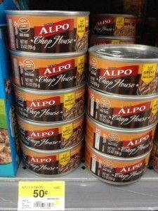 Alpo Dog Food only $0.25 at Walmart
