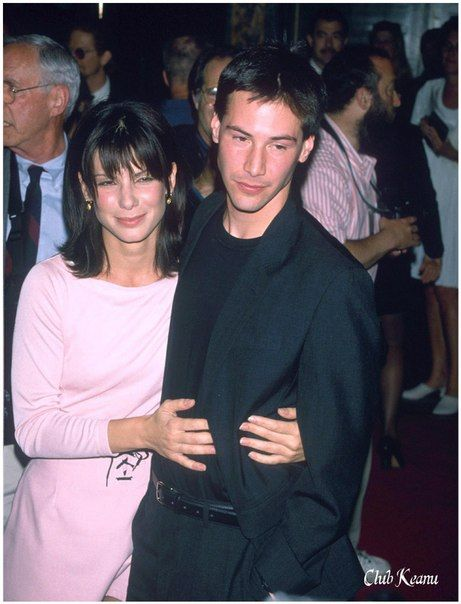 are sandra bullock and keanu reeves dating 2012