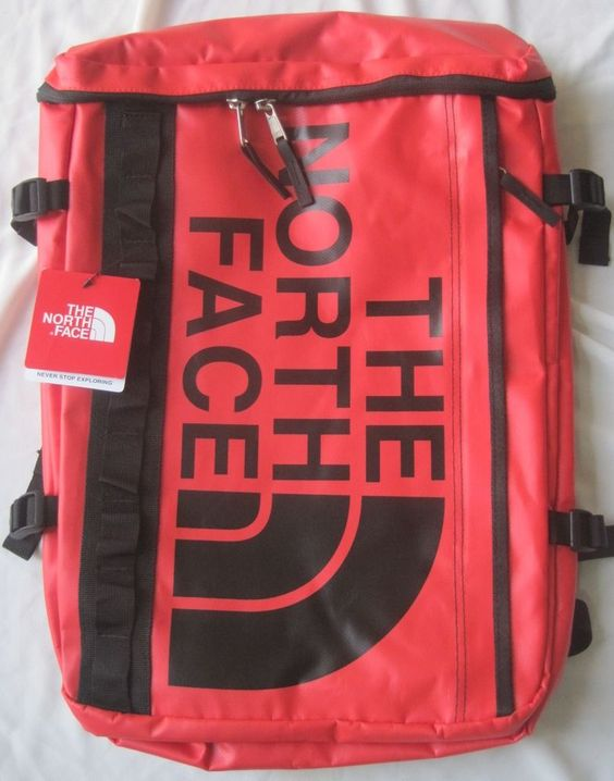 Red backpack, The north face and North faces on Pinterest