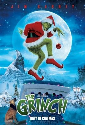 How the Grinch Stole Christmas (2000) movie poster   #design #homedesign #walldesign #interior #homeinterior #wallinterior #poster #posters #movieposters #diy #designideas #releases2015 #moviereleases2015 #hollywood #celebrity #celeb #movieposter #celebrityposter #posterprint #horror #action #drama #christmas #newyear