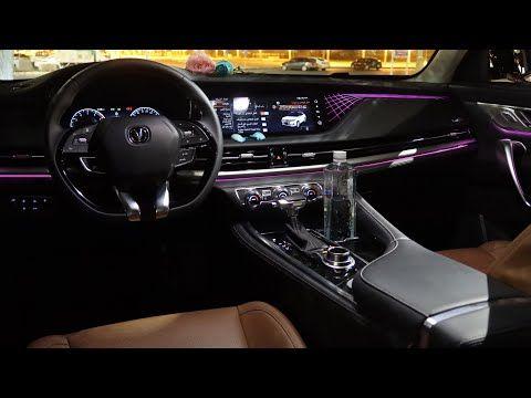 رينج روفر الصيني شانجان Cs95 فخامة تفوق التوقعات الصينيين ما يمزحون Youtube Steering Wheel Gear Stick Gears